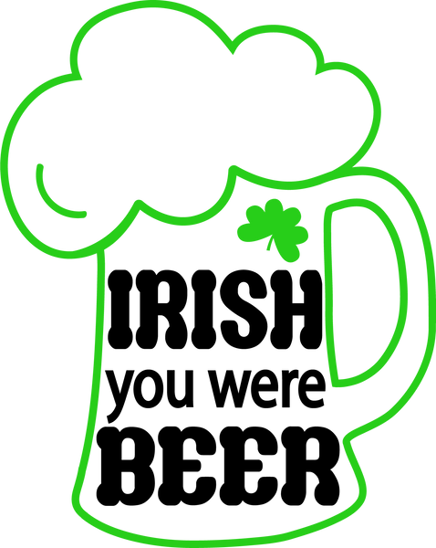 Irish you were BEER-2