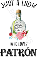 Just a lady- Patron