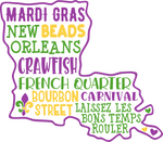 Mardi Gras Subway
