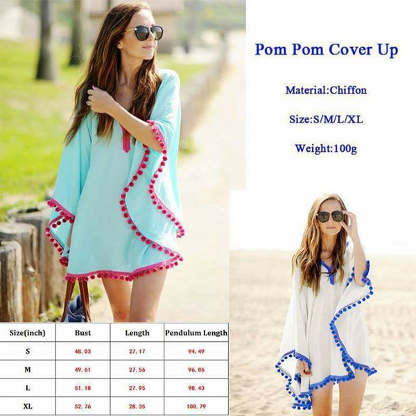 Pom Pom Cover UP- RTS