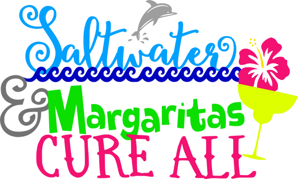 Saltwater and Margaritas cure all