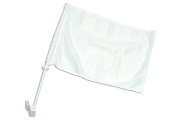 Sublimation Car Flag with Pole