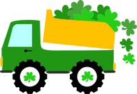 St. Patty's Dump Truck