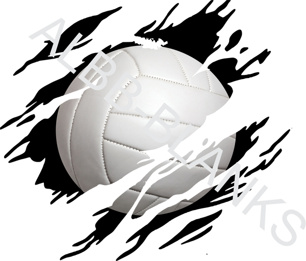 Clawed Volleyball