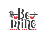 Be Mine- dots and arrows