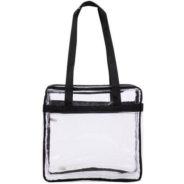 Square Clear Stadium Bags- RTS