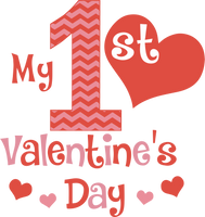 My 1st Valentine's Day