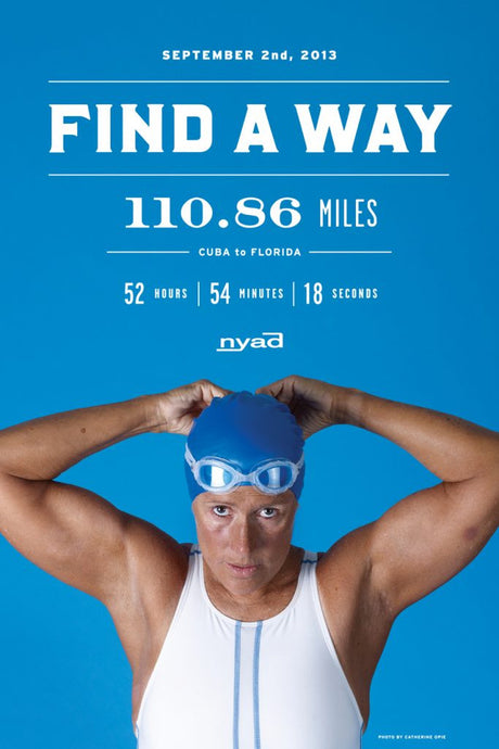 """FIND A WAY"" Poster"