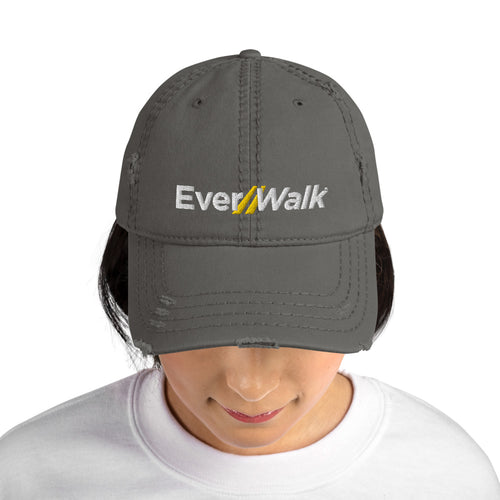 EverWalk Distressed Dad Baseball Hat (Low Profile)