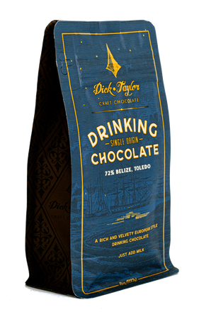 Single Origin Drinking Chocolate ~ 72% Belize