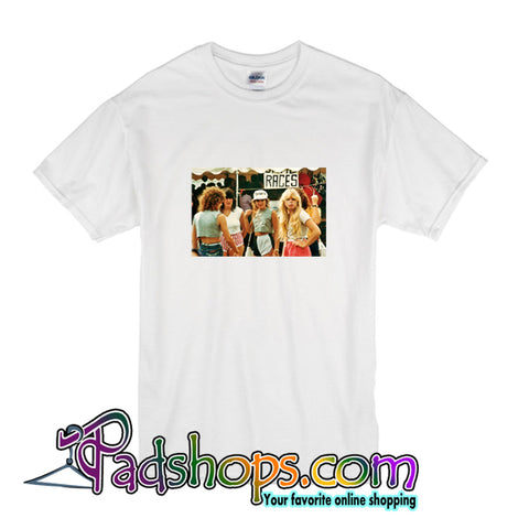 1980s Fashion for Teenage Girls T Shirt