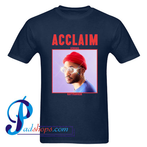 Acclaim Versus T Shirt