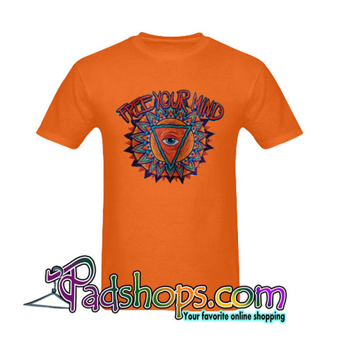 Free Your Mind Pink Floyd T-Shirt