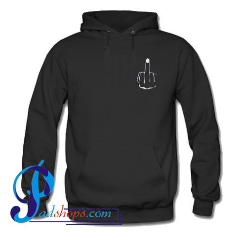 Middle Finger Hoodie