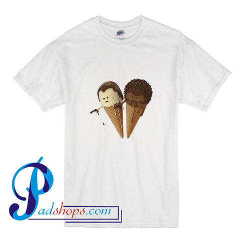 Score Pulp Ice Cream Pulpfiction T Shirt