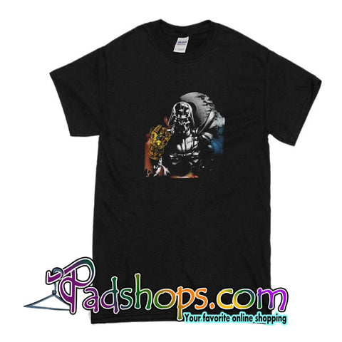 The Darth Vader Gauntlet Avengers Infinity War T-Shirt