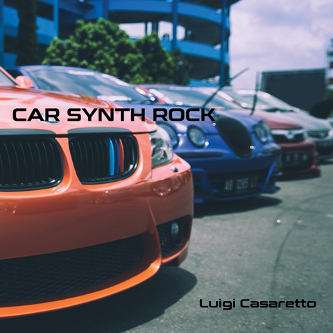Car Synth Rock - Single