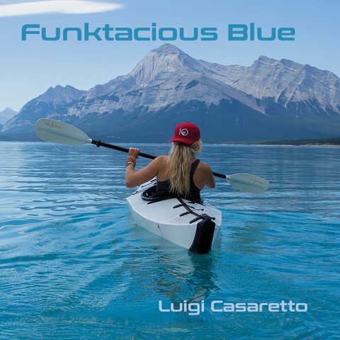 Funktacious Blue - Single