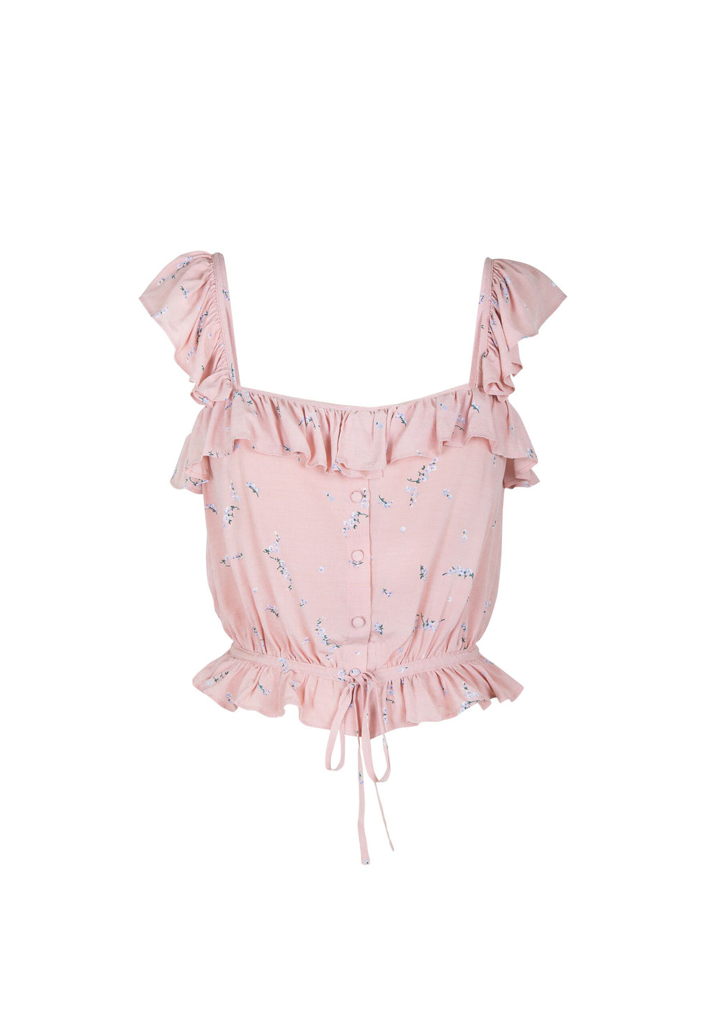 Clementine Bonne Frill Cami