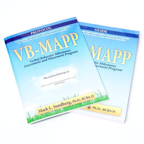 VB-MAPP Guides and Protocols