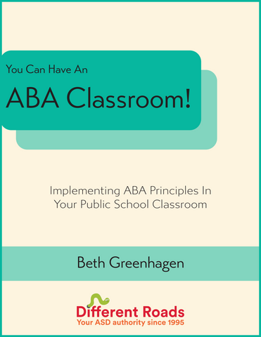 You Can Have An ABA Classroom! Digital Download