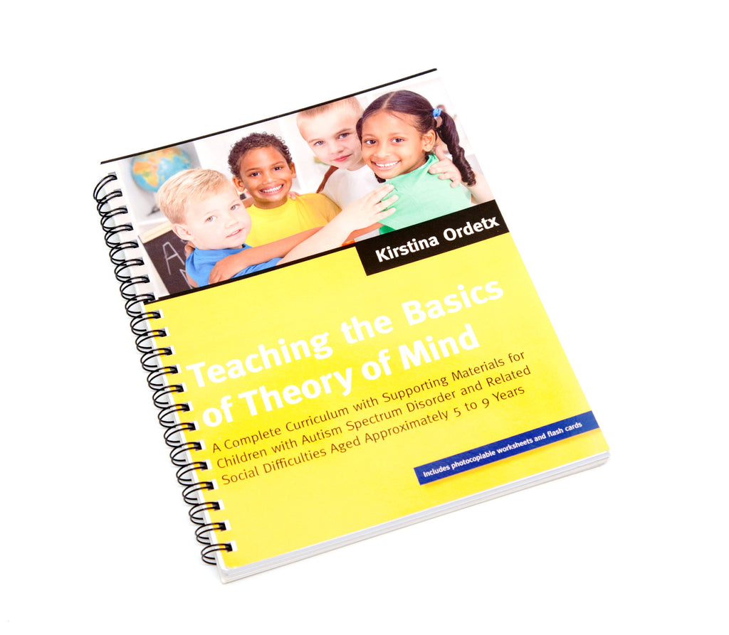 Teaching the Basics of Theory of Mind