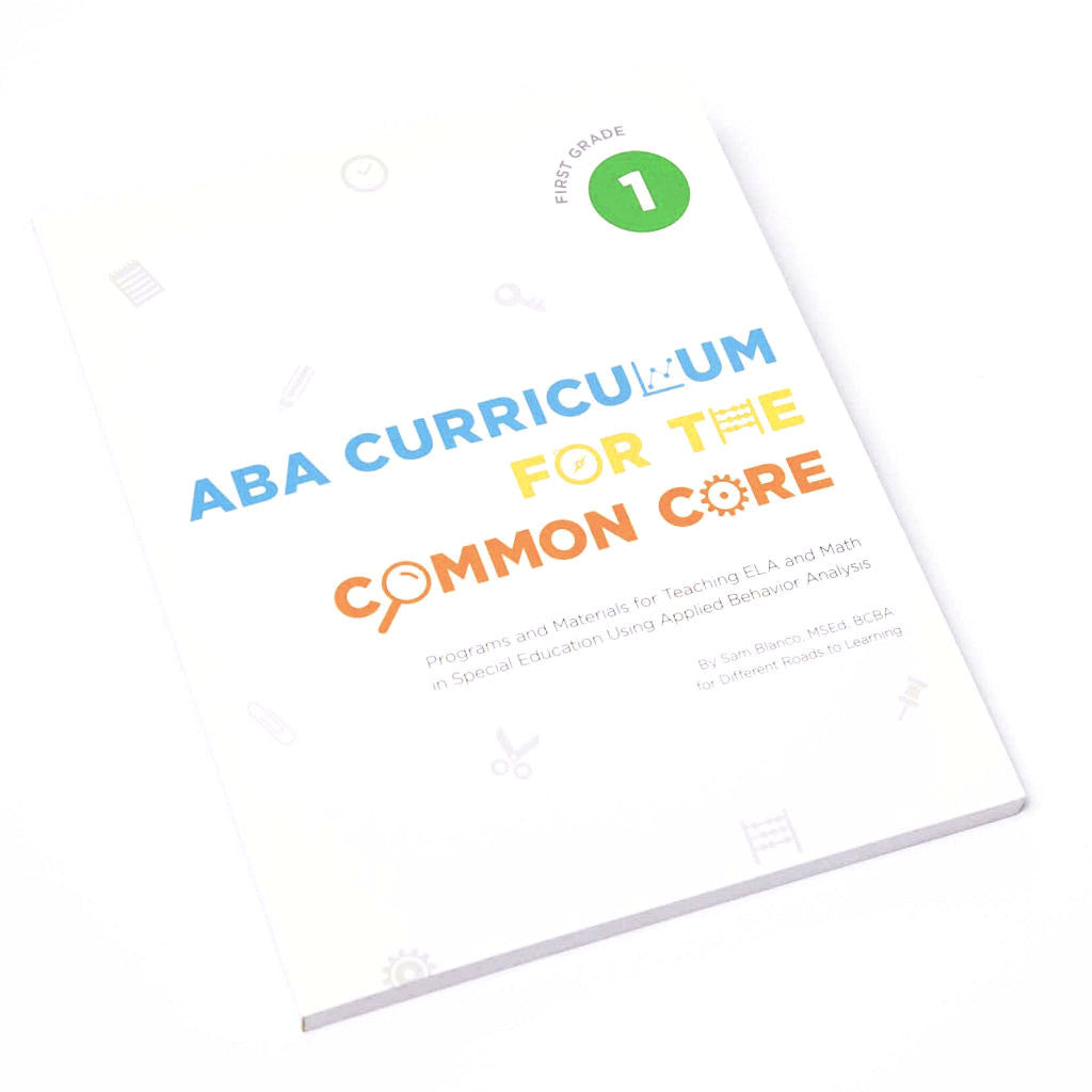 ABA Curriculum for the Common Core: First Grade