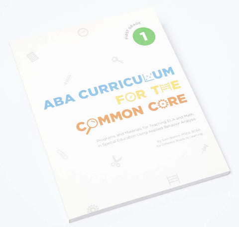 ABA Curriculum for the Common Core: First Grade Digital Download