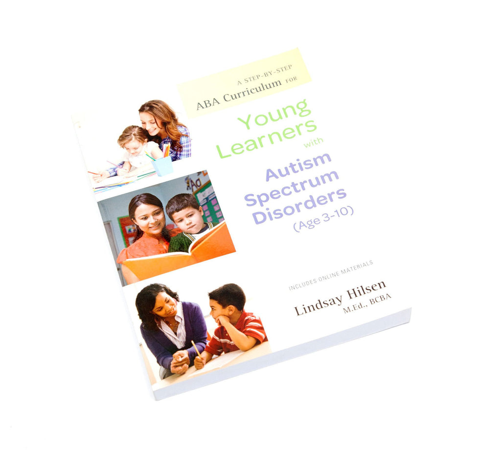 A Step-by-Step ABA Curriculum for Young Learners with ASD