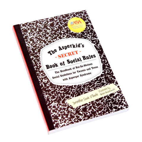 Asperkids Secret Book of Social Rules