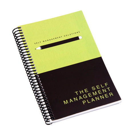 Self Management Planner (11