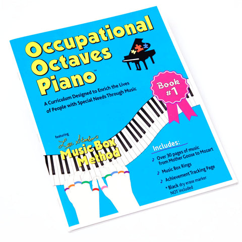 Occupational Octaves Piano Book 1