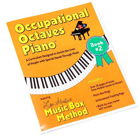 Occupational Octaves Piano Book 2