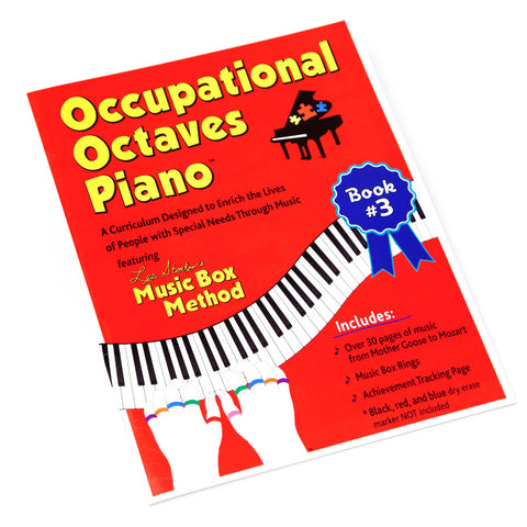 Occupational Octaves Piano Book 3