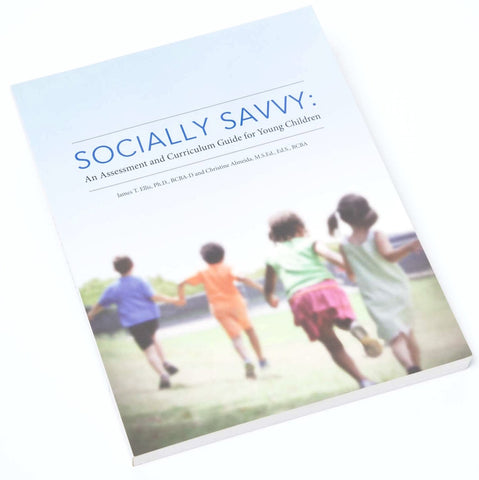 Socially Savvy: An Assessment and Curriculum Guide for Young Children Digital Download