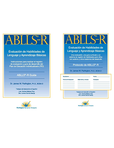 ABLLS®-R in Spanish