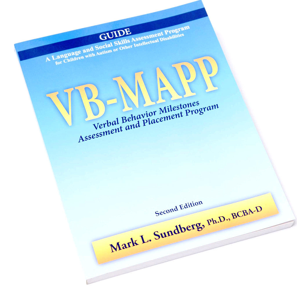 VB-MAPP Guide Only