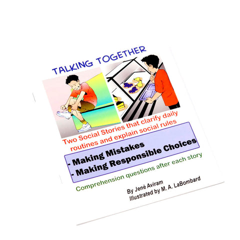 Talking Together - Making Mistakes/Making Responsible Choices