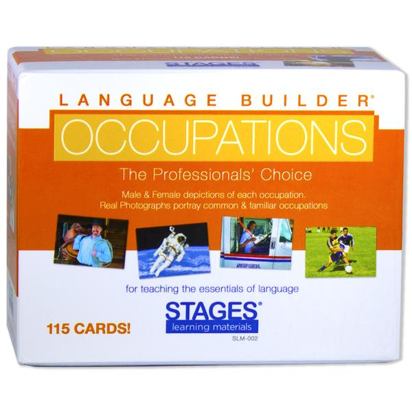Stages Occupation Cards