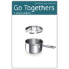 Go Together Flash Cards: 40 Association Language Photo Cards
