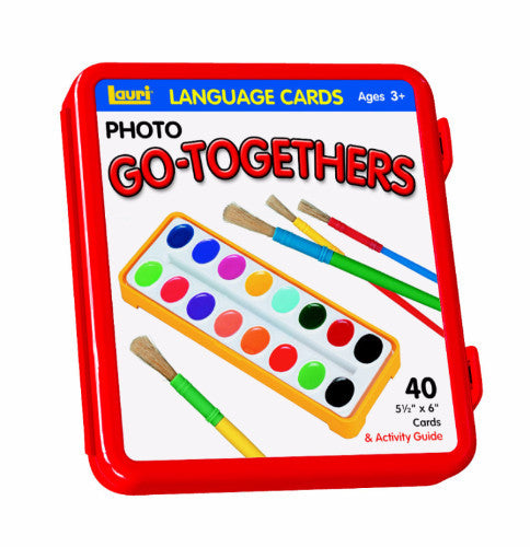 Go-Together Language Cards