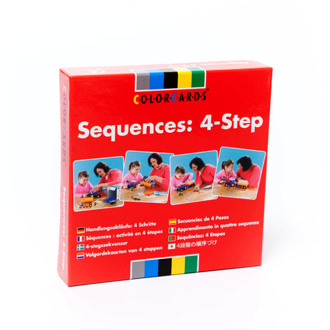 Sequences: 4-Step Photographic Cards