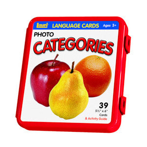 Categories Flashcards