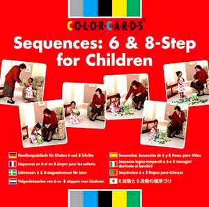 Sequences: 6 & 8-Step for Children