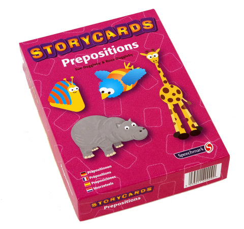 Prepositions StoryCards