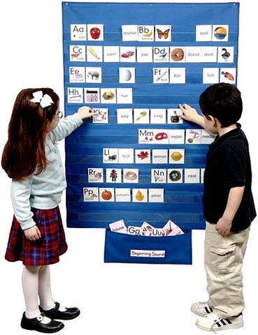 Standard Pocket Wall Chart