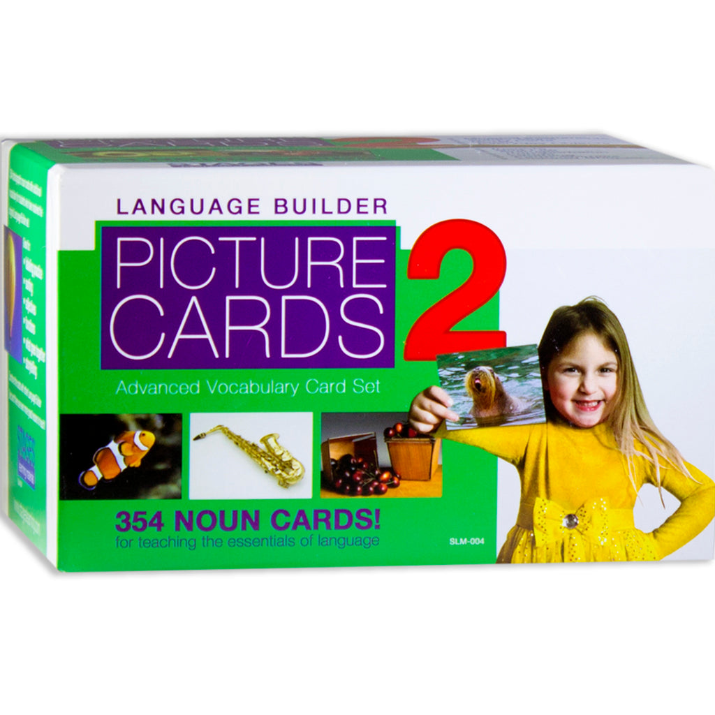 Language Builder Picture Noun Cards 2