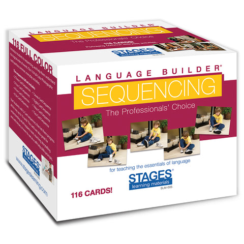 Language Builder Sequencing Cards