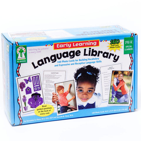 Early Learning Language Library