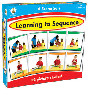 Learning to Sequence: 4-Scene